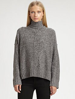 T by Alexander Wang - Boxy Sweater