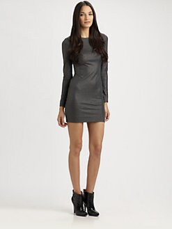Cut 25 by Yigal Azrouel - Embellished Mini Dress