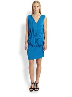 Cut 25 by Yigal Azrouel - Draped Jersey Dress