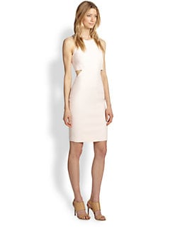 Elizabeth and James - Lela Cutout Body-Con Dress