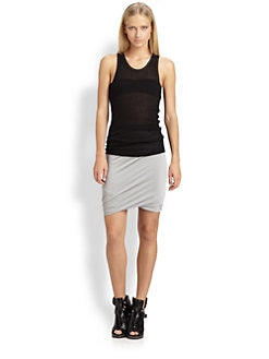 T by Alexander Wang - Modal & Wool Tank