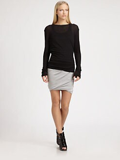 T by Alexander Wang - Modal & Wool Tee