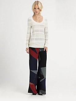 10 Crosby Derek Lam - Silk Sweater