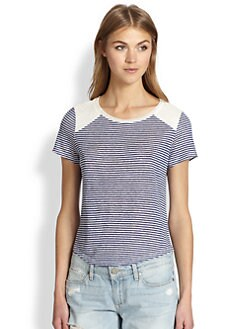 Townsen - Alison Stripes Tee