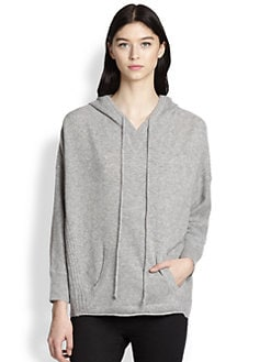 360 Sweater - Kimmie Cashmere Hooded Sweater