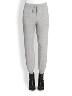 360 Sweater - Cashmere Track Pants