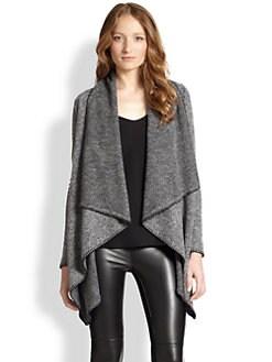 Bailey 44 - Draped Knit Blanket Jacket