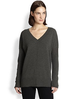 Design History - Slouched Cashmere Sweater