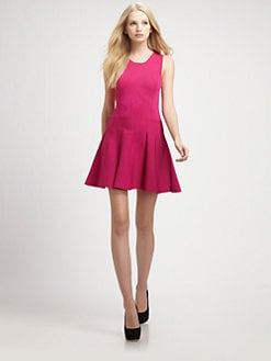 Parker - Cutout A-Line Dress