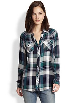 Rails - Kendra Plaid Button-Down Shirt