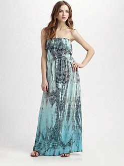 Gypsy 05 - Kate Strapless Maxi Dress