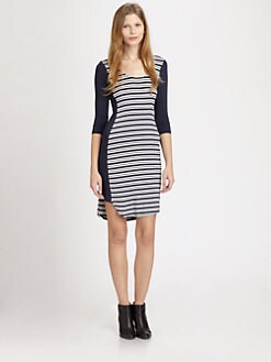 Ella Moss - Ginger Striped Dress