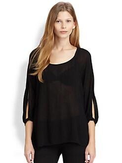 Ella Moss - Stella Cutout Blouse