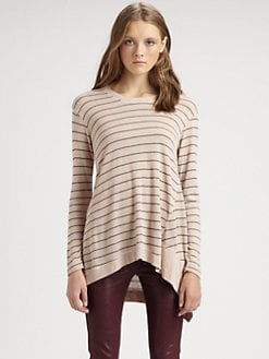 Wilt - Striped Hi-Lo Top