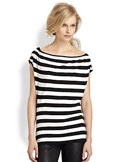 Bailey 44 - Tigris Striped Top