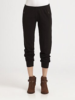 LNA - Xela Cropped Sweatpants
