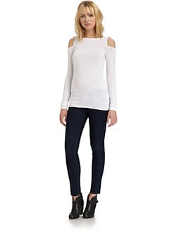 Bailey 44 - Cold Shoulder Tee
