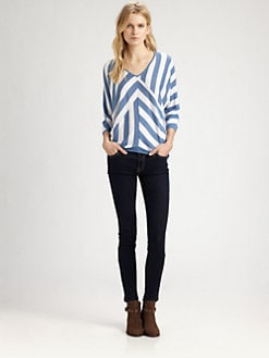 Design History - Jersey Chevron Sweater