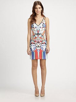 Clover Canyon - Flower Tracers Dress