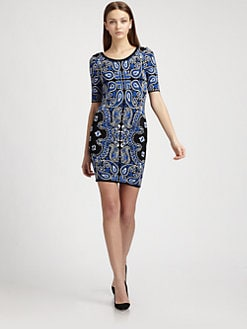 Torn - Casey Scoopback Dress