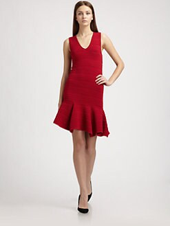 Torn - Kylie Textured Knit Dress