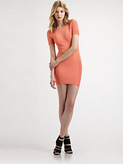 Torn - Ruth Ottoman Knit Dress