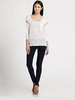 Bailey 44 - Espada Distressed Top