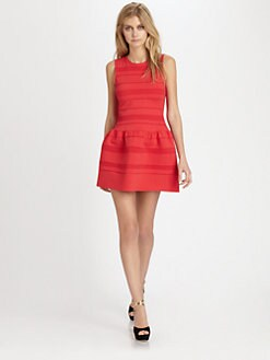 Parker - Lindsey Ponte Bubble Dress