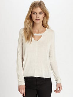 Parker - Kiki Silk Sweater
