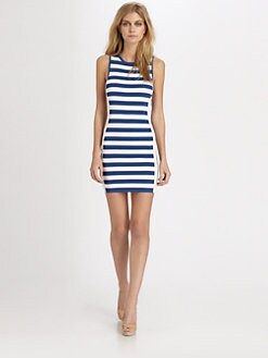 Parker - Scout Striped Knit Dress