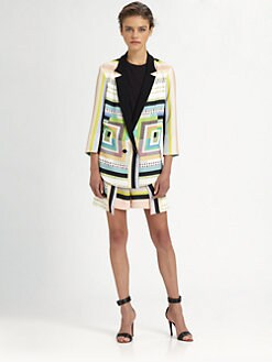 Clover Canyon - Urban Quilt Blazer