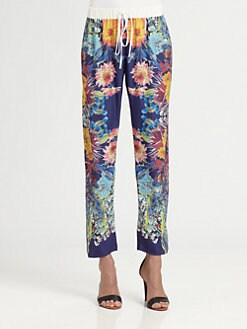 Clover Canyon - Turquoise Valley Pants