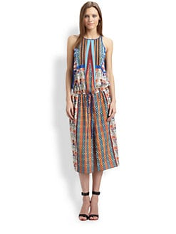 Clover Canyon - Woven Pesos Dress