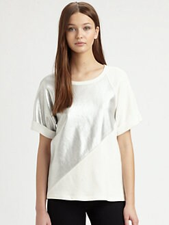 AIKO - Sky Metallic-Panel Top