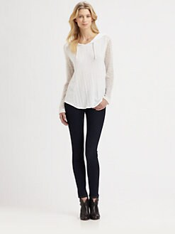 LNA - Clyde Hoodie Top