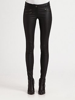 Mackage - Miki Stretch Leather Pants