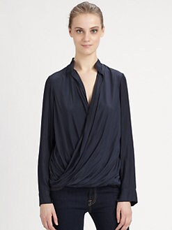 Ramy Brook - Mia Draped Blouse