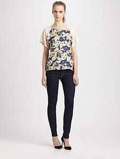 Sam & Lavi - Scarlette Floral-Print Top