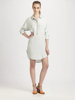 Sam & Lavi - Wanda Chambray Dress