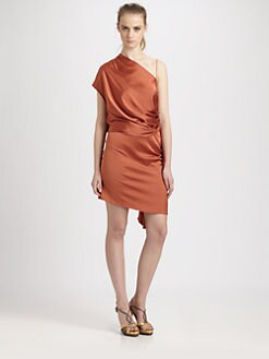 Nicholas K - Shey Silk Dress