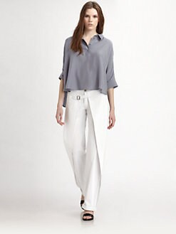 Nicholas K - Deva Cotton Twill Pants