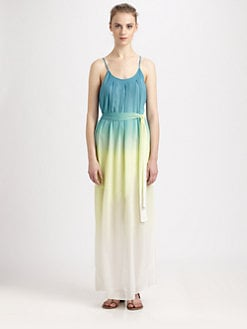 ADDISON - Ashland Ombre Maxi Dress