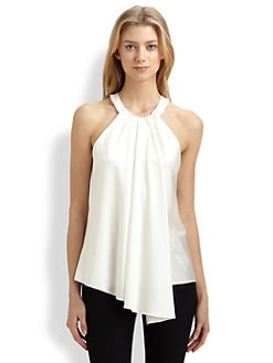 Ramy Brook - Blake Stretch-Silk Top