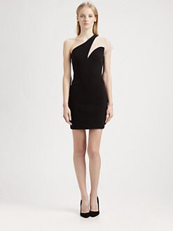 AIKO - Kruger One-Shoulder Dress