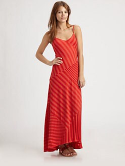 Ella Moss - Waldo Striped Maxi Dress
