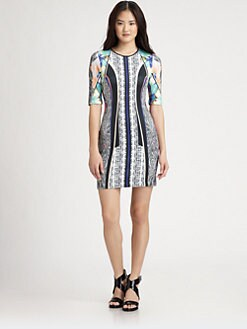 Clover Canyon - Jaipur Jungle Dress