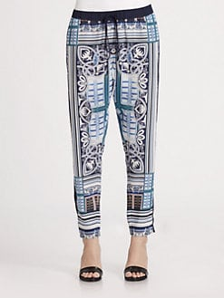 Clover Canyon - Ornate Filigree Pants