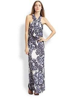 T-bags Los Angeles - Crossback Maxi Dress