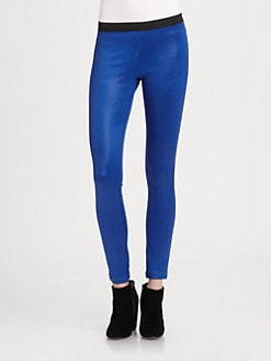 AIKO - Waylon Metallic Leggings