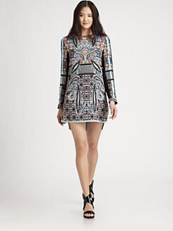 Clover Canyon - Printed Dress